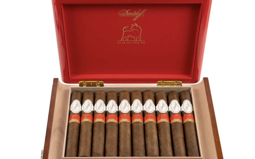 "Nuova limited edition Davidoff ""year of the Ox"""