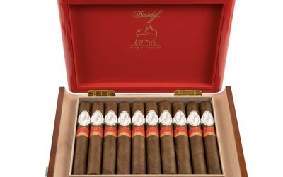 """Nuova limited edition Davidoff """"year of the Ox"""""""