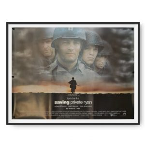 Saving Private Ryan (1998) UK Quad Poster