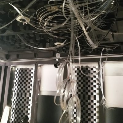 Câbles pour le ciel étoilé