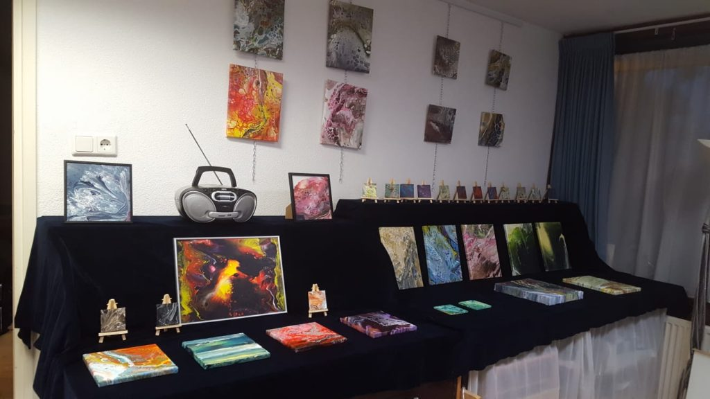 Art Zone Studio tijdens de Kunstkijkroute