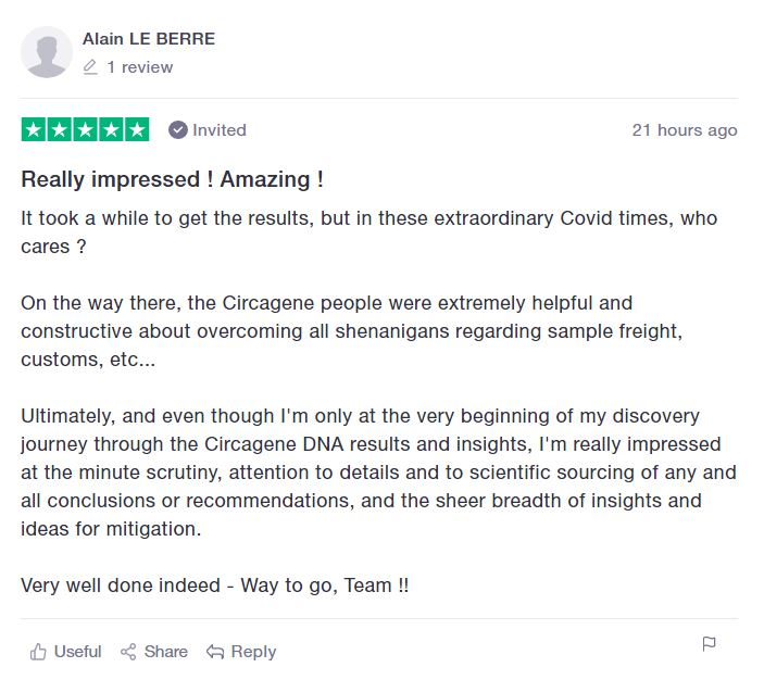 Alain review