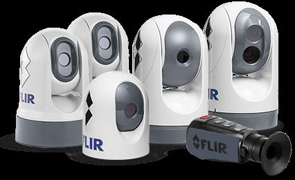 FLIR Marine Cameras.