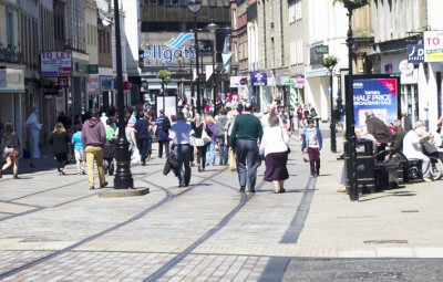 Shopping in Dundee City Centre