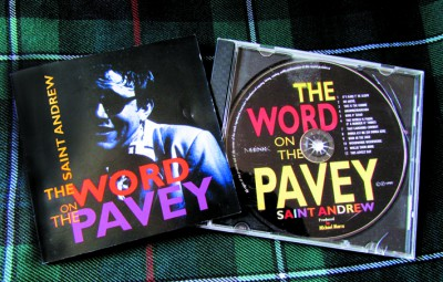 The Word on the Pavey by Saint Andrew