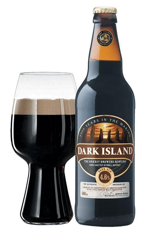 Dark Island Stout