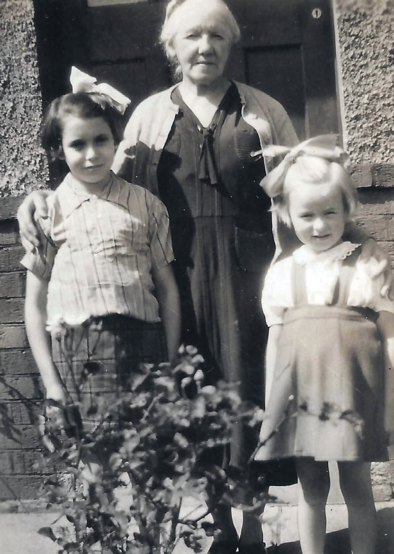 Sheena Wellington's Granny