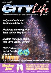 City Life Dundee Issue 4 Cover
