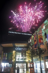 Dundee City Christmas Fireworks