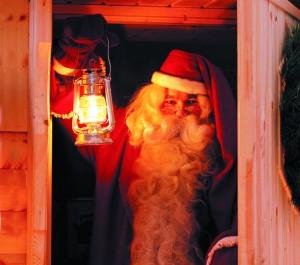 Meet Santa himself in Lapland