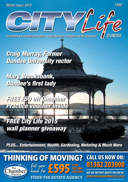City Life Dundee Issue 5 Cover