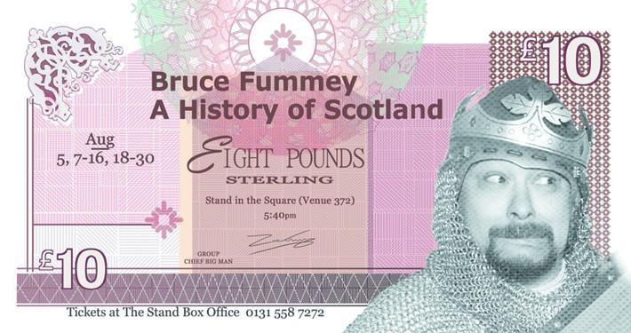 Bruce Fummey Flyer