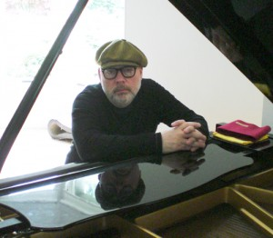 Gary colour Piano