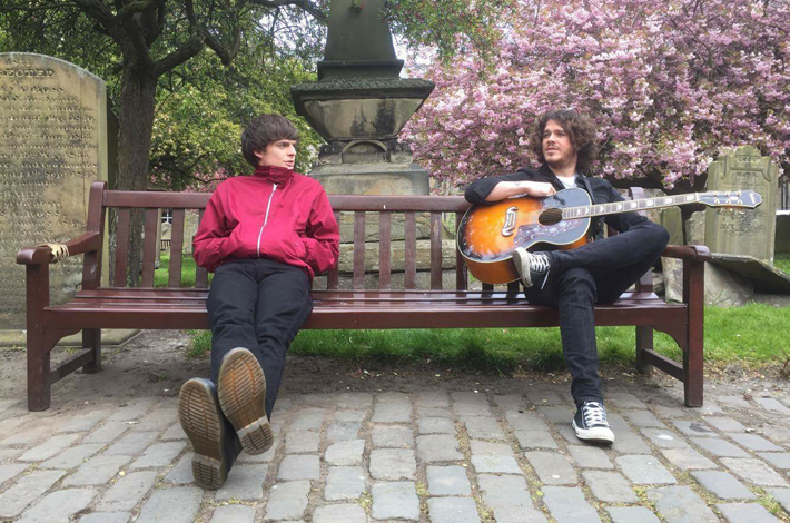 Connor Berry and Kyle Falconer