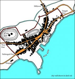 17th Century Dundee