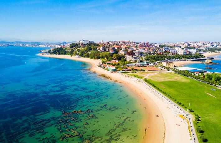 Santander City Beach