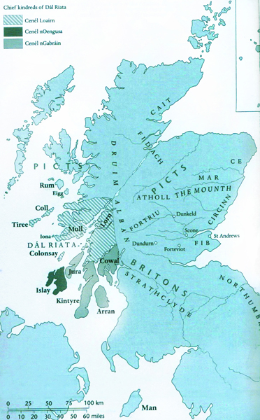 Early Historic Scotland