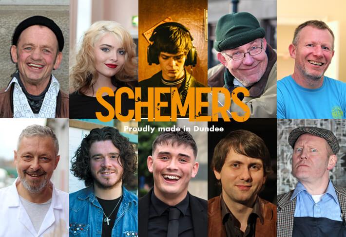 Schemers Movie