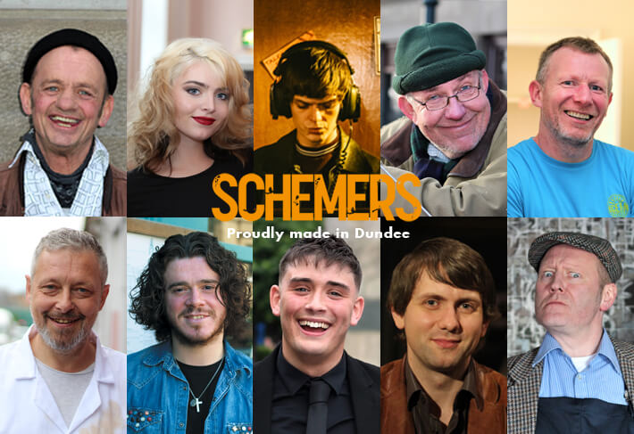Schemers Movie City Life Dundee