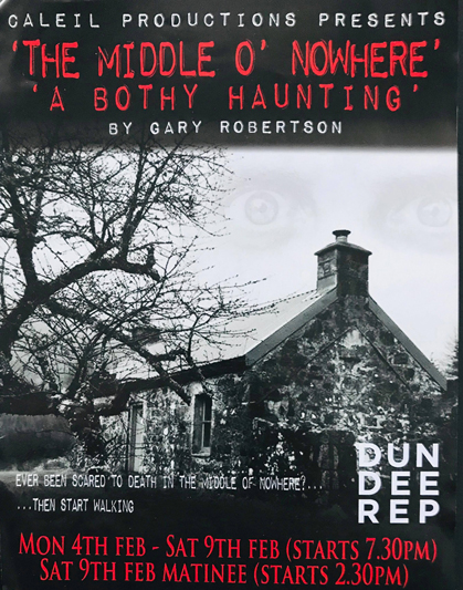 Bithy Haunting Poster