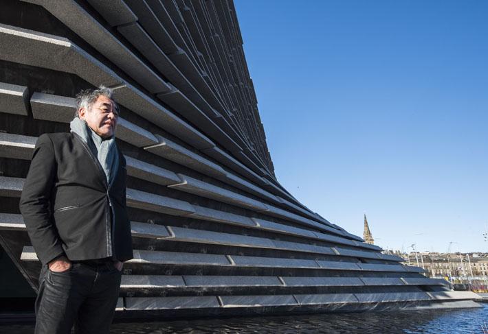 Dundee's Window to the World with Kengo Kuma