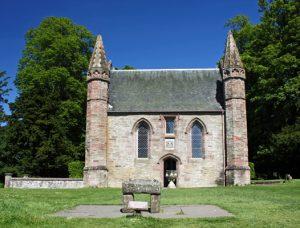 Scone Abbey