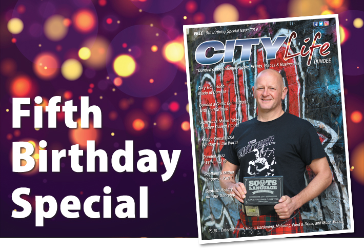 CityLife Dundee Fifth Birthday Special