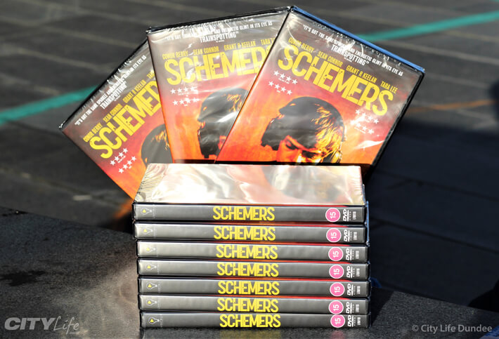 Schemers DVD Giveaway