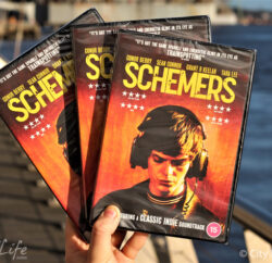 Schemers DVD Giveaway