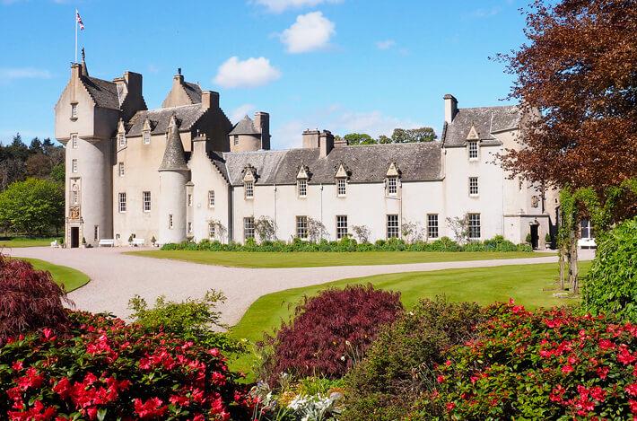 Ballindalloc Castle and Garden