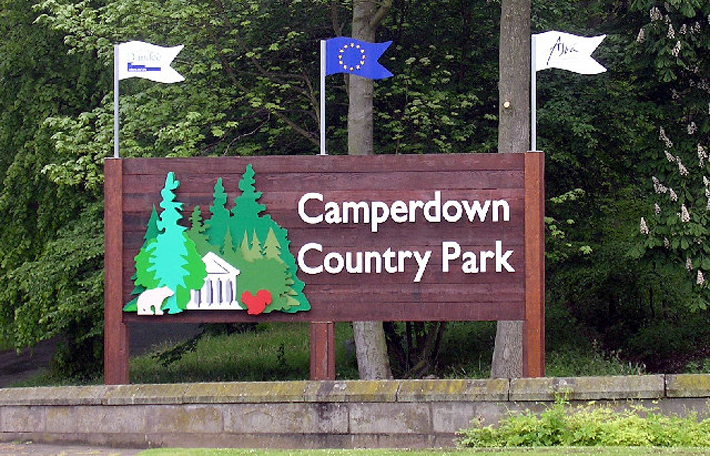 Camperdown Country Park Dundee
