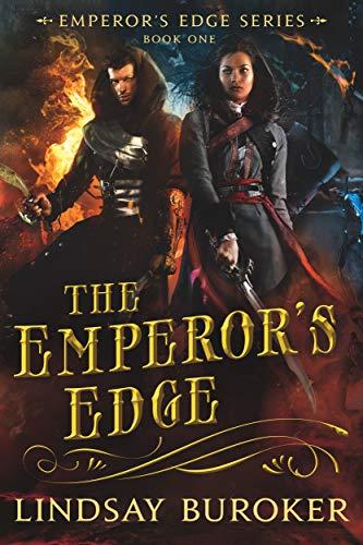 The Emperor's Edge, Lindsay Buroker