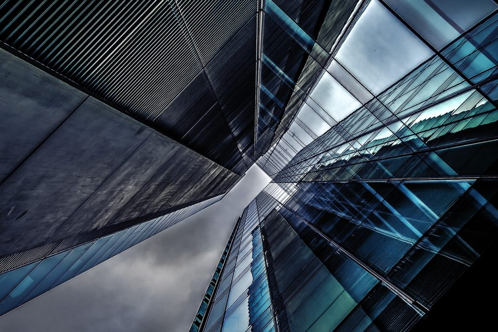 architecture, building, perspective