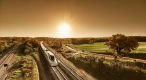 Internet wifi solutions for trainlines