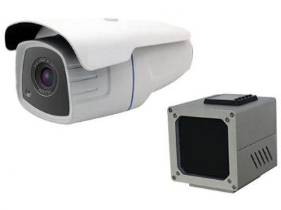 thermal temperature scanning camera