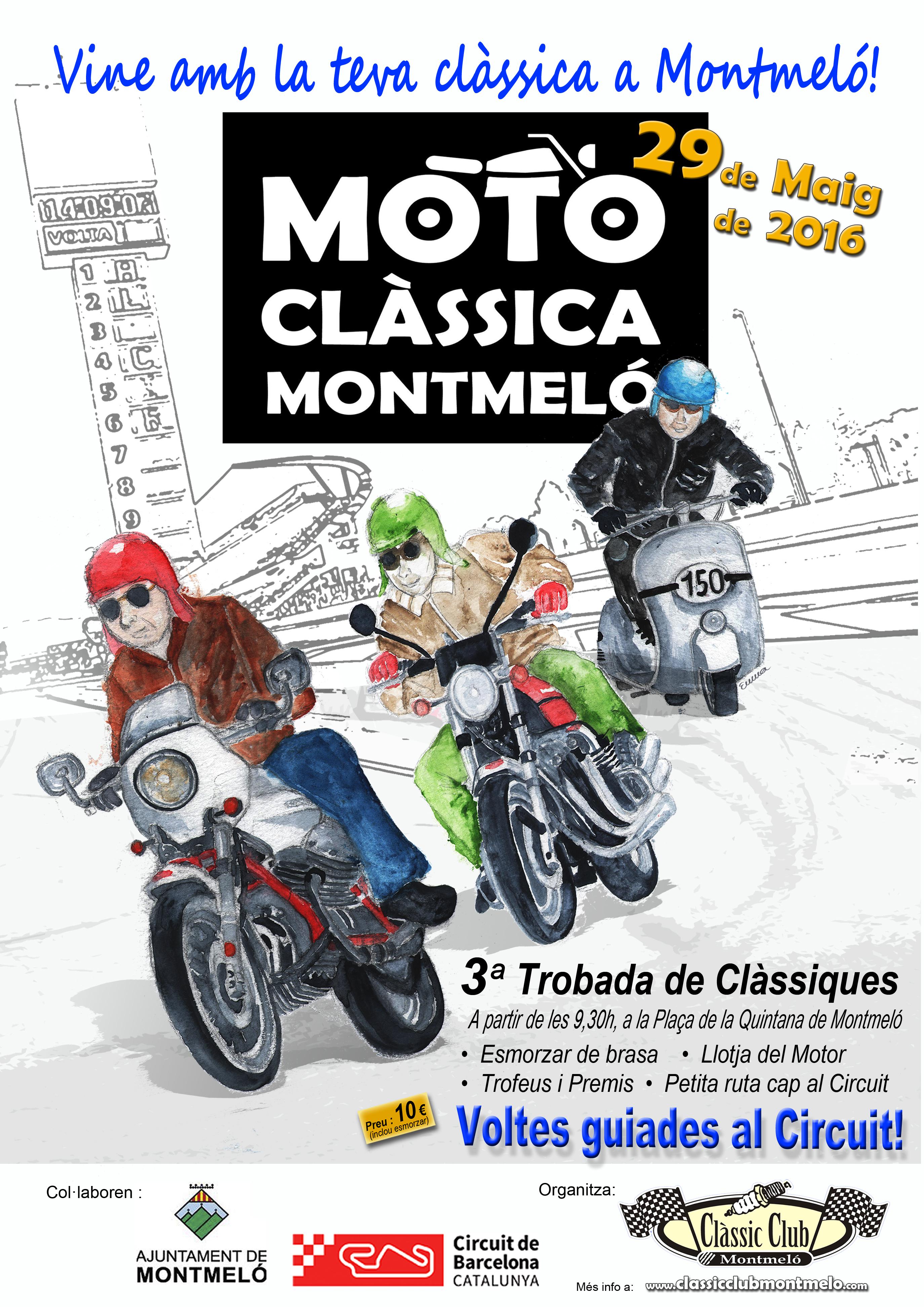3A Moto Clàssica 2016 ohne patro