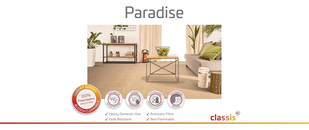 Paradise Website 3000x1260px