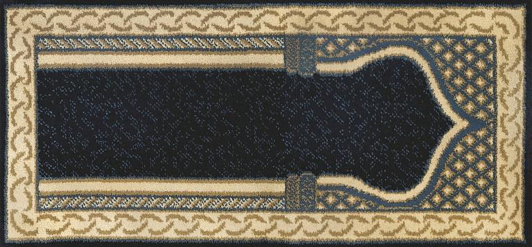 7195 Dark Blue-Ivory