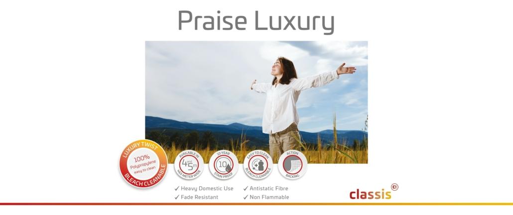 Praiseluxury Website 3000x1260px