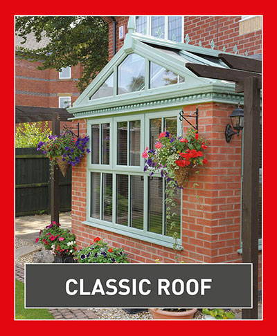 Clear View Classic Roof Conservatory