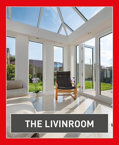 Clear View Livin Room Conservatory