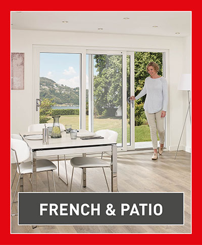 Clear View Patio Doors