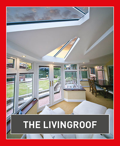 Clear View Livin Roof Conservatory