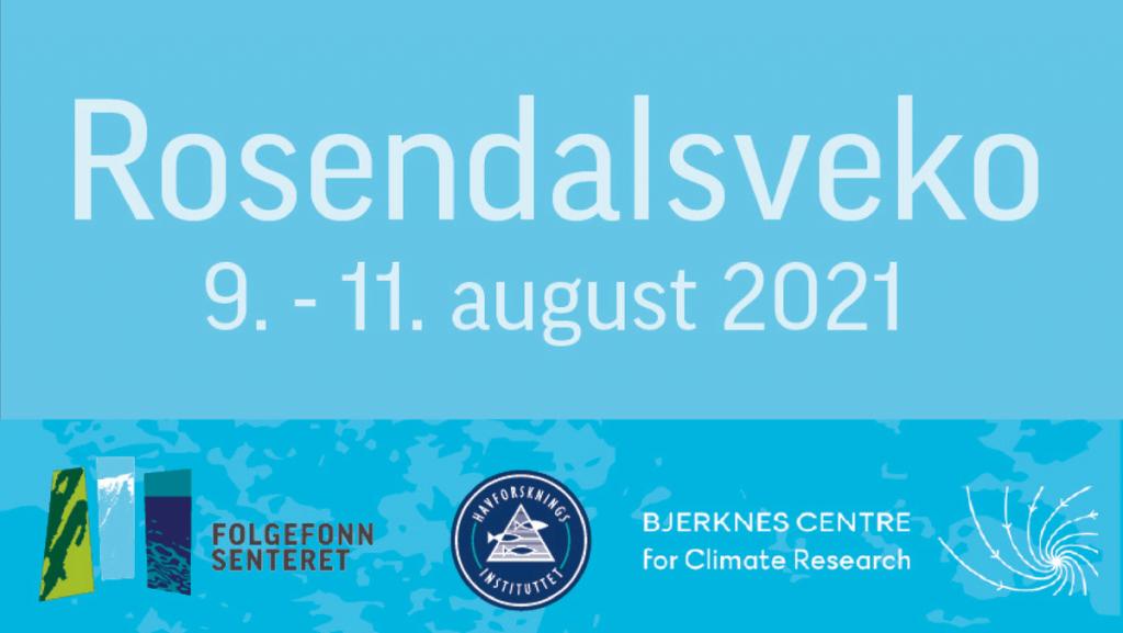 Rosendalsveko August 2021