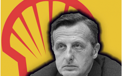 How Shell Backed Dutch 'Coordinator' of Climate Science Denial For Decades