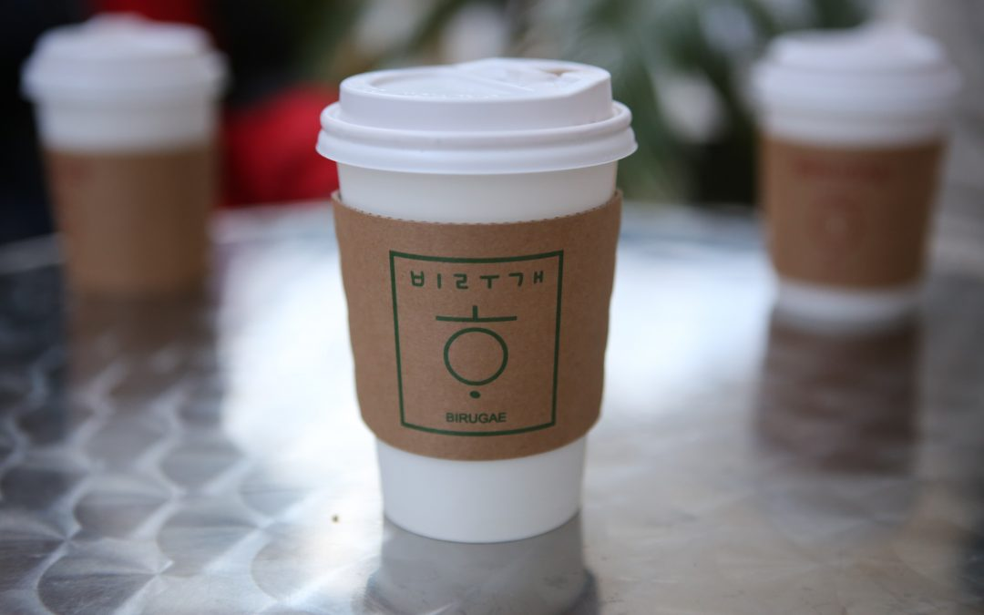 New disposable recycled coffee cup could save 200 million trees per year