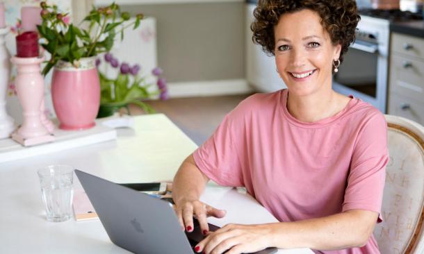 Marielle van der Vlies van Succes met je Bedrijf