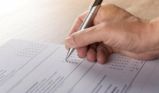 Umfrage zu Chorprojekten und Chorreisen