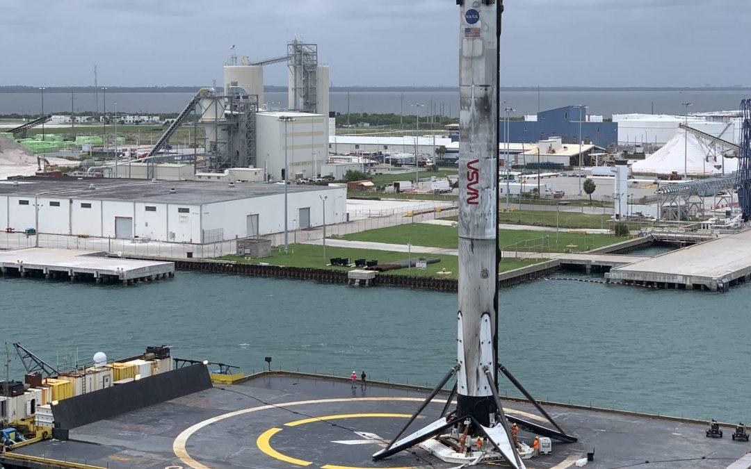 Ground Control to Major Tom….