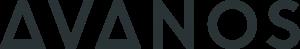 Das Logo von Avanos in einem dunklen Grau